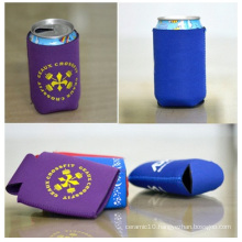Can Holder Printed Bottom, Custom Neoprene Can Holder