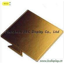 Rectángulo de color dorado Shinne con mango de mano para paneles de salomón Mastonite con SGS (K-034)