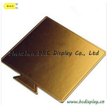 Shinne Gold Color Rectangle with Hand Shank for Salmon Mastonite Boards with SGS (K-034)