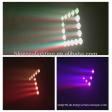 5x5 führte blinder 4in1led Matrix blinder Licht bewegende Kopf Matrix