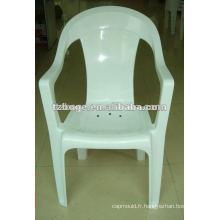 moulage par injection en plastique de longue vie pour la chaise de restaurant