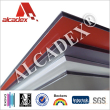 Laminating Composite ACP Panels, ACP Wall Cladding Aluminum Composite Sheet