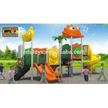 2015 Venta caliente juguete de plástico al aire libre patio de recreo