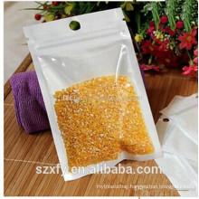 Poly Candy OPP Packing Zip Lock PVC Bag