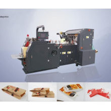 High Speed Automatic Paper Food Bag Making Machine (wfd-400)
