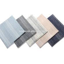Hersteller der Inneren Mongolei Hersteller reiner Baumwolle Streifen Schal SCOR01 Mode Herbst Winter Schal