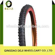 2015 China high quality natural rubber bicycle tire 26*1.5