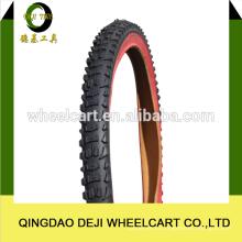 Китай высокого качества Коллор велосипедных шин 22 * 1,75