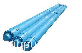 Multistage submersible electric pump
