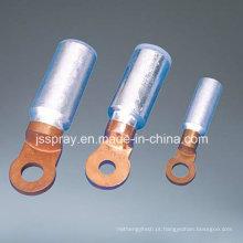 Calços bimetálicos de cobre de alumínio dos conectores Dtl-2 Eectrical