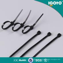 O CE de RoHS aprovou o laço de cabo Self-Locking de nylon 94V-2