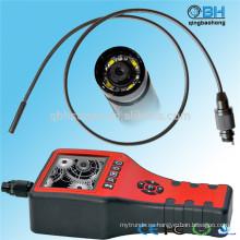 Cámara portátil del microscopio del PDA del LCD HD del zoom de 3.5 pulgadas 200 pulgadas