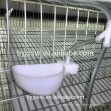 Waterer de codorniz de alta calidad con precio competitivo