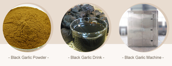 blakc garlic extract