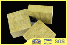 Rock Wool, Glass Wool, Building Insulation Material