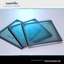 Verre trempé de vide à faible teneur en carbone de Landvac en gros pour BIPV