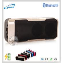 Беспроводной портативный мини Открытый динамик Bluetooth с банком силы