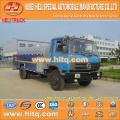 DONGFENG 4x2 6000L sewer dredging vehicle 170hp cummins engine cheap price