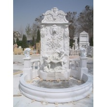 Factory source manufacturing for China supplier of Green Granite Products, White Marble, Grey Marble, Stone Carving Natural Stone Carved Water Fountain supply to Palestine Supplier