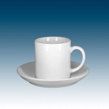 Sublimation Espresso Cup & Saucer
