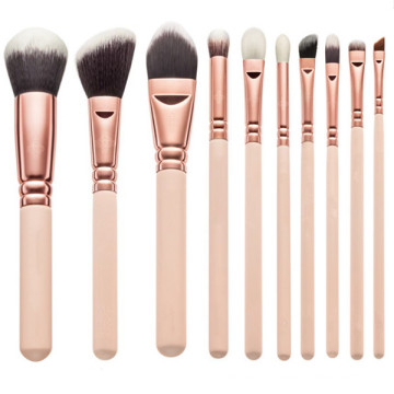 10PCS Роскошное качество синтетический набор для макияжа для волос (TOOL-83)