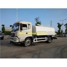 2000 galones 7,5 toneladas de camiones de suministro de agua