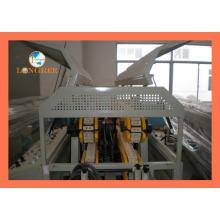 Linha de produção de tubos duplos de rosqueamento de PVC