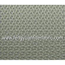 Single Camada China Supplier Moinho de papel poliéster que forma fio de tecido