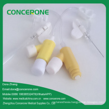 Positive Pressure IV Cannula Y-Type