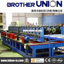 Rodillo de la bandeja del cable de Shangdong que forma la máquina
