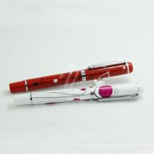 Noble diseño brillante regalo Roller Pen establece para VIP