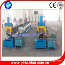 CNC Steel Door Frame Profile Machine
