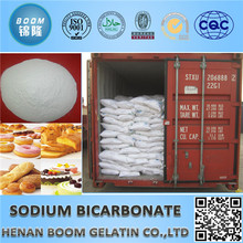 Hohe Qualität Lebensmittelqualität Natriumbicarbonat 80-120 Mesh
