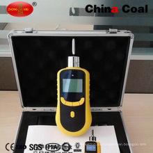 Detector portátil de monóxido de carbono digital Co Detector de gas para la venta