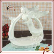 China Factory Wholesale Ceramic Porcelain Decor Angle