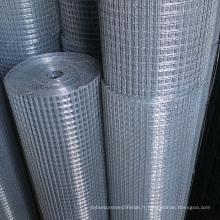 approvisionnement en usine 10 calibre galvanisé treillis métallique soudé