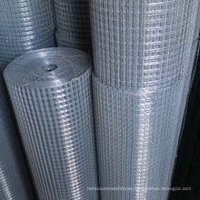 factory supply 10 gauge galvanized welded wire mesh