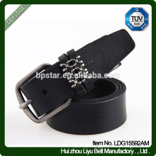 Genuine Men Leather Belt Strap Cintos de couro Skinny Fashion Ceinture Casual for Jeans
