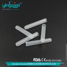 PP-Reagenzgläser mit zylindrischem Boden aus Kunststoff