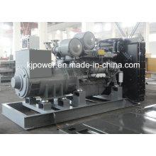 Gerador a diesel refrigerado a água 450kVA Powered by Perkins Engine