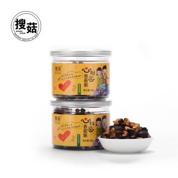 Sabrosos chips de setas snack de China