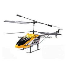 Helicóptero de controle remoto do brinquedo de 2.4G 3.5CH R / C com giroscópio e LCD