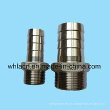 Pieza de maquinaria de colada de precisión de acero inoxidable (colada de cera perdida)
