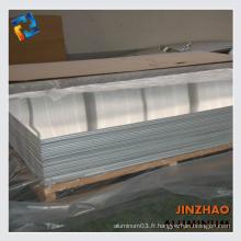 Feuille / plaque 7075 d'alliage d'aluminium série 7000