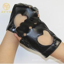 Estilo de encaje de las niñas en cualquier colores guantes fingernet fishnet