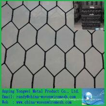 Chine usine Un fil de fer hexagonal galvanisé / fil de poulet décoratif (alibaba china)