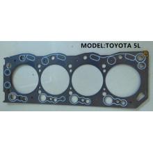 Прокладка головки блока цилиндров для Тойота 5л