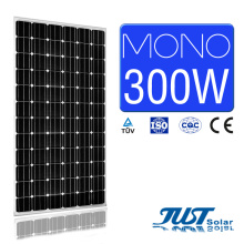 300W Mono Solar Panel with Certification of Ce, CQC and TUV for Agriculture