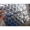 Metalized PET coated LDPE film for air bubble