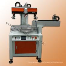 Máquina automática de la impresión de la impresión de la pantalla de seda